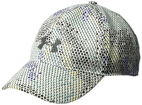 Under Armour Women's Renegade Printed Cap, White (100)/Clear, One Size