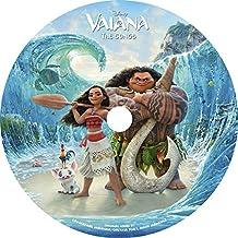 Vaiana-Original Soundtrack (Picture Disc) [Vinyl LP]