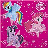 Sparkle My Little Pony Paper Napkins, Pack of 20