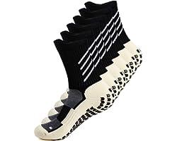 Gogogoal Calcetines deportivos antideslizantes para hombre y mujer, transpirable desodorante Calcetines para fútbol baloncest