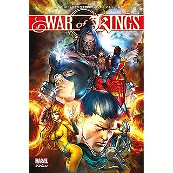 WAR OF KINGS T01