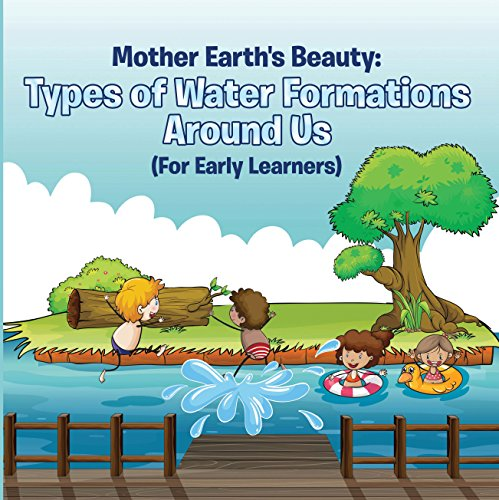 Mother Earth's Beauty: Types of Water Formations Around Us (For Early Learners): Nature Book for Kids - Earth Sciences (Children's Water Books)