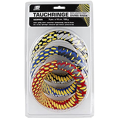 Sunflex Diving Rings (Pack of 3) -