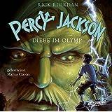 Percy Jackson - Teil 1: Diebe im Olymp. (Lübbe Audio)