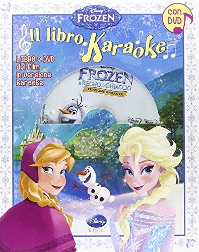 Il libro karaoke. Frozen. Ediz. illustrata. Con DVD