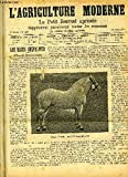 L'AGRICULTURE MODERNE N° 432 - P. Dechambre : Le cheval boulonnais (fig.).