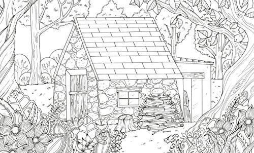 Hänsel E Gretel Colouring Book Whitestar