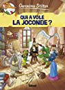 Geronimo Stilton, tome 7 : Qui a volé la Joconde ? (BD) par Stilton