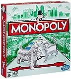 Hasbro Monopoly 00009380 - Monopoly Classic, Brettspiel (schwedisch)