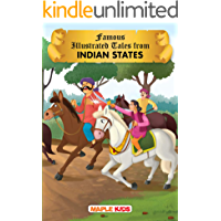 Tales from Indian States (Illustrated)
