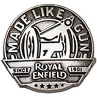 Spilla Royal Enfield Originale in Ottone