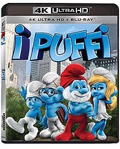 I Puffi (Blu-Ray 4K Ultra HD + Blu-Ray)