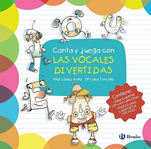 Canta y juega con las vocales divertidas (Castellano - A Partir De 3...