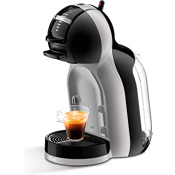De longhi Nescafé Dolce Gusto Mini Me Cafetera espresso y otras Bebidas automática Base negra negro/azul claro