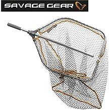 Mehrfarbig Zebco Erwachsene Netze und Landungshilfen Klappkescher 3.00m Tele Rubber Net 3 Sec 10mm Netze /& Landungshilfen