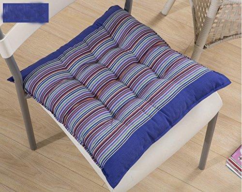 New day-Cuscino semplice moderno Zhenzhu Mian ufficio cuscino studente spessore cuscino (dimensioni: 40 * 40cm) , g , 40*40cm