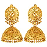 Gold Plated Traditional Jhumki/Jhumka by...