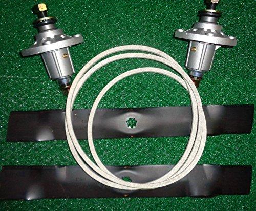 tondeuses pièces et accessoires John Deere 106,7 cm La105, La100, La110, La115, La120 amplificateur La125, pont de La135 Rebuild kit