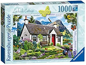 Ravensburger 15163 Country Collection 12 Lochside Cottage - Puzzle