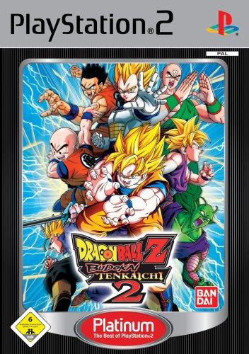 Dragonball Z: Budokai Tenkaichi 2 [Platinum] (Budokai Tenkaichi 2 Ps2)