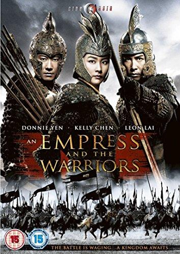 Empress & The Warriors [DVD]