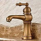GFEI il bacino di rubinetto bagno / accessori / stile europeo antico tipo caldo e freddo rubinetto,golden