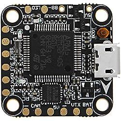 KINGDUO Hglrc 20x20Mm Micro F4 Controlador De Vuelo Aio Betaflight Osd 5V BEC para xjb F425 F428 Serie Flytower RC Drone