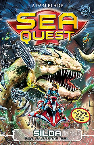 Silda the Electric Eel: Book 2 (Sea Quest)