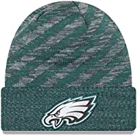 31c794b7d New Era Philadelphia Eagles 2018 Sideline Touchdown Knit NFL Beanie. See  Size Options