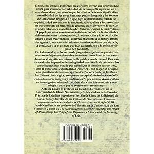 Espiritualidad de los movimientos esotéricos modernos (Orientalia)