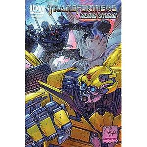 Transformers 3 Prequel 2