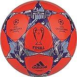 adidas Herren Fußball Finale Berlin Capitano, Solar Red/Night Flash S15/White, 5, M36919