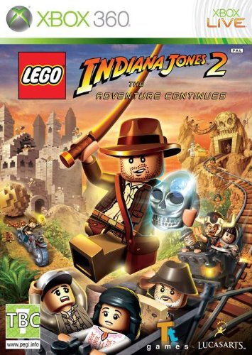 Lego Indiana Jones 2: The Adventure Continues (xbox 360) Picture