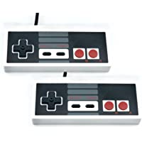 Link-e ® : Retro gaming : Lotto 2 joystick controller gamepad per Nintendo NES