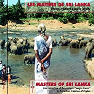 Masters of Sri Lanka Live Recording - The Indian Tradition of Ceylon