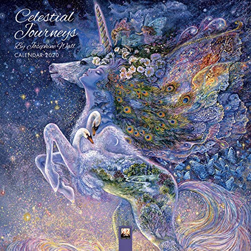 Celestial Journeys by Josephine Wall 2020 Calendar par Flame Tree Studio