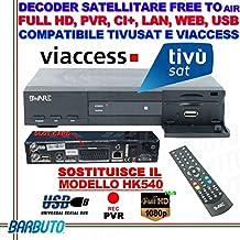 DIGIQUEST BWARE HK 490 HD LAN