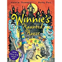 Winnie's Haunted House (Paperback & CD) by Valerie Thomas (2016-03-03)