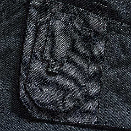 Blackrock Herren Arbeiterhose lang, blau schwarz