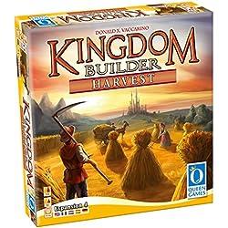 Queen Games 10232 - Kingdom Builder Erweiterung 4: Harvest Kingdom Builder