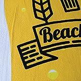 Bier Uhr Pint Strandtuch