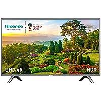 """Hisense H55N5705 55"""" 4K Ultra HD Smart TV Wi-Fi Black,Grey LED TV - LED TVs (139.7 cm (55""""), 3840 x 2160 pixels, Direct-LED, Smart TV, Wi-Fi, Black, Grey)"""