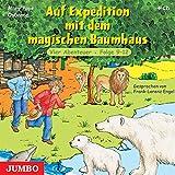 Das magische Baumhaus: Auf Expedition mit dem magischen Baumhaus (Folge 9 - 12)