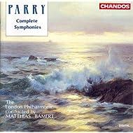 Parry, H.: Symphonies (Complete)