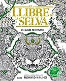 Llibre de la selva: Un llibre per pintar