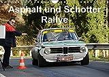 Asphalt und Schotter Rallye (Wandkalender 2018 DIN A4 quer): Rallyefahrzeuge auf Schotter und Asphalt (Monatskalender, 14 Seiten ) (CALVENDO ... [Apr 01, 2017] von Sannowitz, Andreas