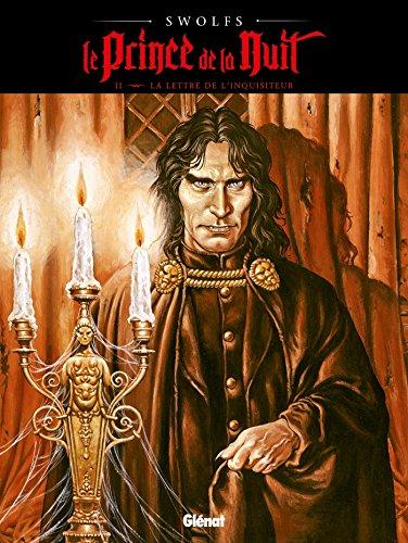Le Prince de la nuit - Tome 02: La Lettre de l'inquisiteur