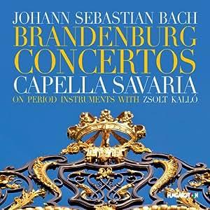 Bach:Brandenburg Concertos