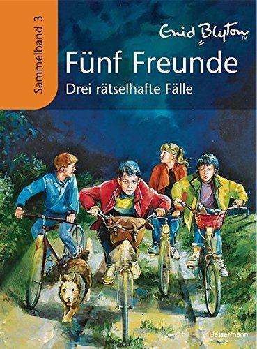 Preisvergleich Produktbild Fünf Freunde - Drei rätselhafte Fälle: Sammelband 3