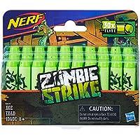 Nerf - A4570E240 - Jeu de Plein Air - Zombie Strike- Recharges Fléchettes X30